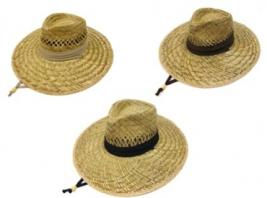 STRAW HAT BAND&CORD