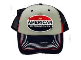 AMERICAN OUTDOORSMAN CAP-ALL A
