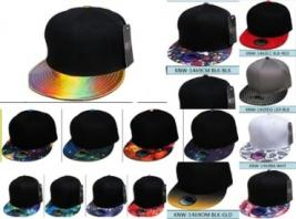 FASHION BILL SNAPBACKS