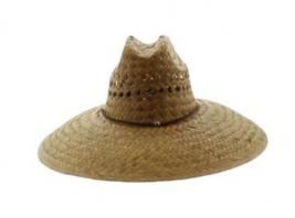 STRAW SHADE HAT