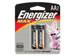 ENERGIZER MAX AAA 2 PK BATTERY
