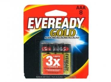 EVEREADY GOLD ALKALINE AAA 4PK