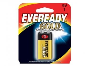 EVEREADY GOLD ALKALINE 9V
