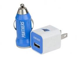 PANTHERS HOME/AWAY CHARGER